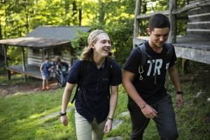 Trails Academy, North Carolina, August 28, 2016.